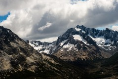 Andes, mountains, argentina, landscape, jorge sarmento, photography, ushuaia