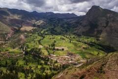 Pisac Village