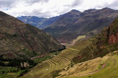 Pisac Archeological site 2