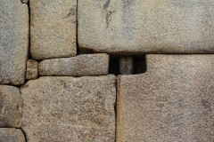 The Inca's ability to work stone