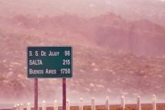 North Of argentina signal