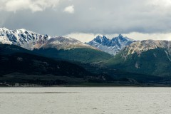 Beagle Channel Landscape